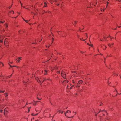 Røde snirkler. Valmueserie.20161227_113132
