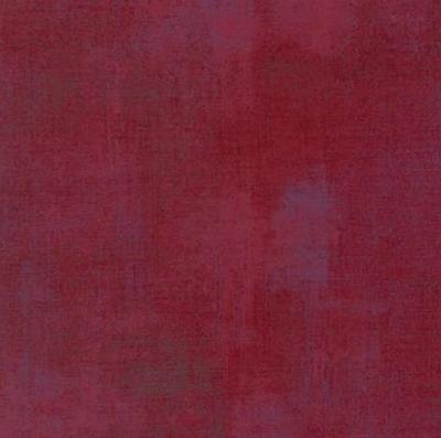 Moda Grunge Beet red 30 150 334