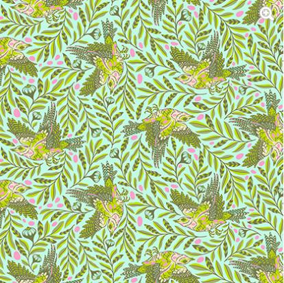 Tula Pink - Spirit Animal - Re-Tweet - Starlet Item # PWTP099.STARL