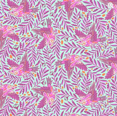Tula Pink - Spirit Animal - Re-Tweet - Auror Item # PWTP099.AUROR