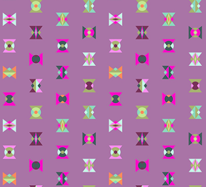 Tula Pink - Spirit Animal - Arrowheads - Lunar Item # PWTP043.LUNAR