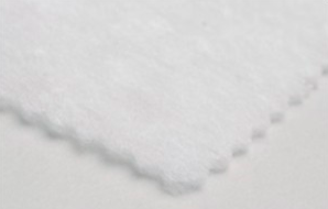 Volumenvlies uden lim, 90 cm bred.