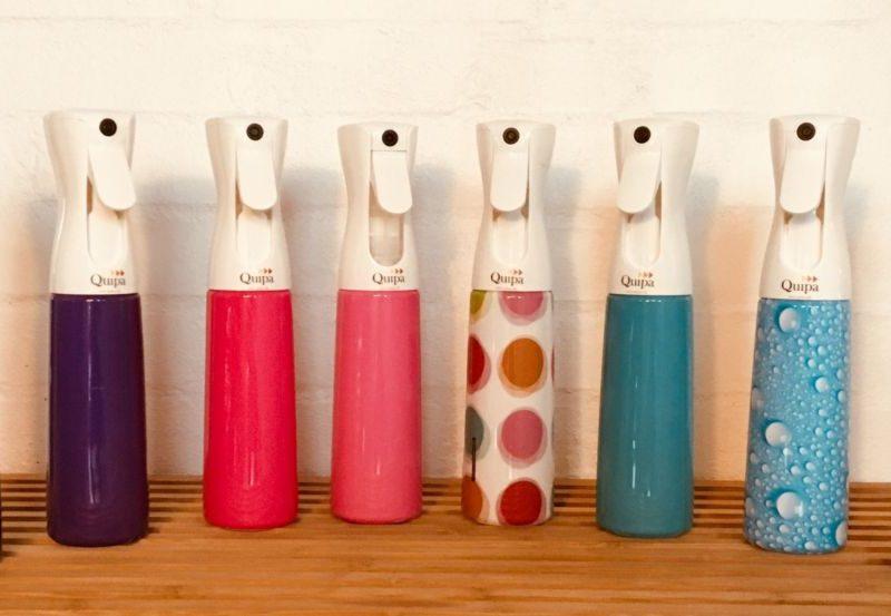 QUipa-spray. Alle farver.