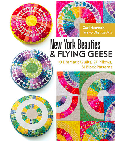 New York Beauties & FLYING GEESE, Carl Hentsch