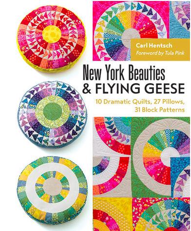 New York Beauties & FLYING GEESE, Carl Hentsch