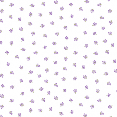 Lavender Story by STOF fabrics4500 452