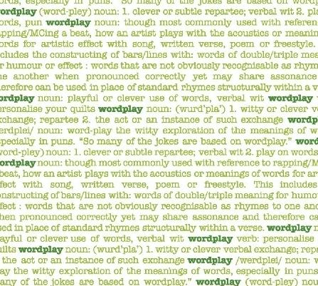 Wordplay 43141-7, Windham Fabrics