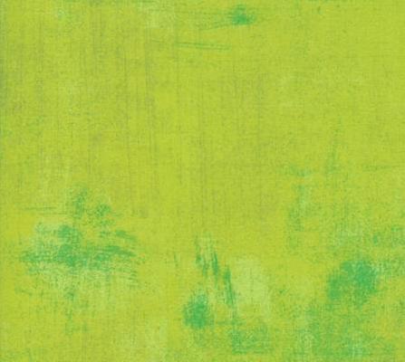 Grunge Basics New Lime Punch 30150 412 Moda Basic