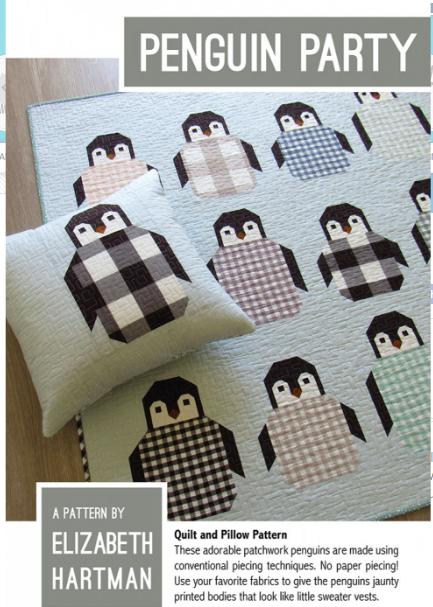 Penguin Party # EH041