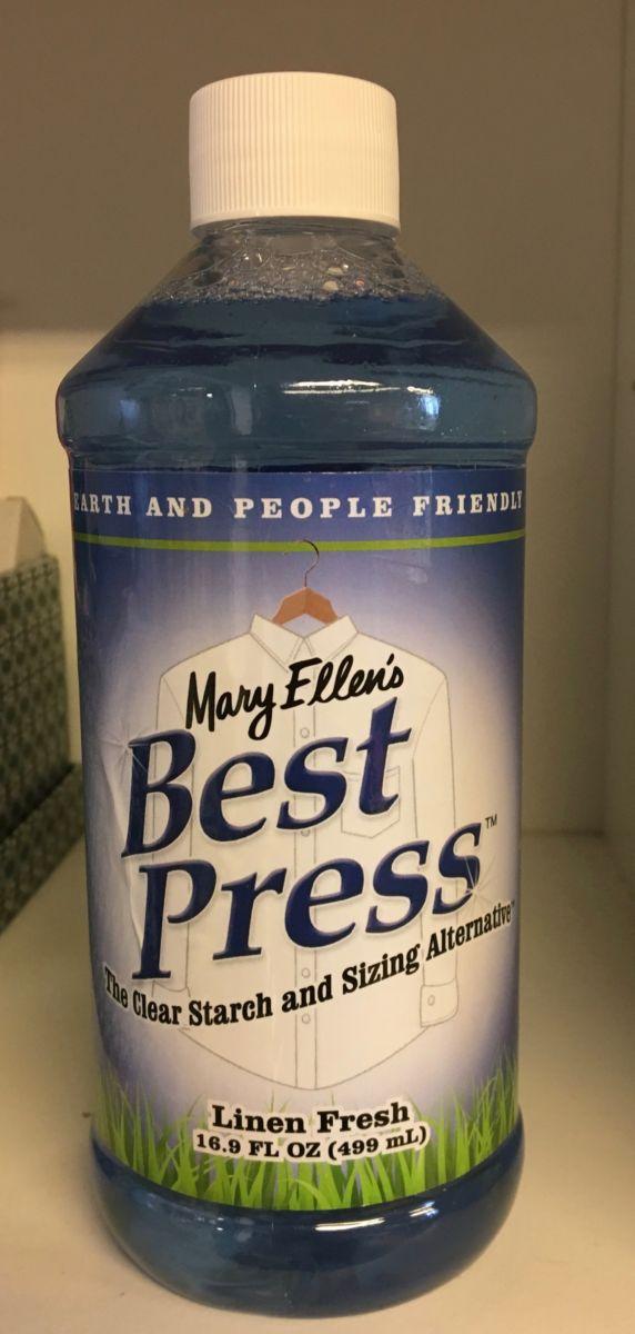 Best Press, Linen Fresh