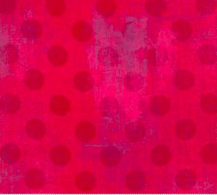 Grunge Hits The Spot Raspberry 30149 23 Moda Basic