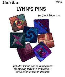 Lynn's Pins, Cindi Edgerton.