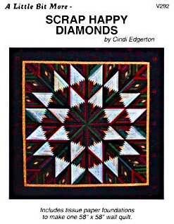 Scrap Happy Diamonds, Cindi Edgerton.