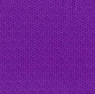 3389-002 CURLS-PURPLE, RJR Fabric