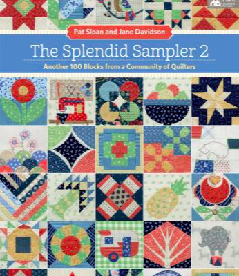 The Splendid Sampler 2, Pat Sloan and Jane Davidson
