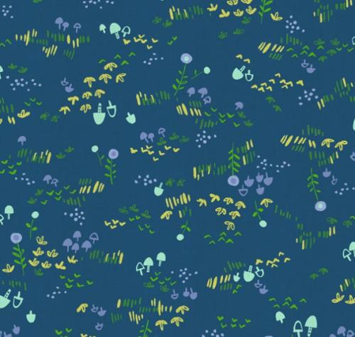 Mori no Tomodachi by Cotton and Steel Fabrics,HO106-DA2U