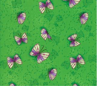 Sweet Pea Lily Leaf 48642 21 Moda, Robin Pickens