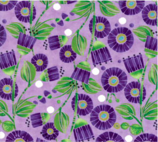 Sweet Pea Lily Lavender 48641 14 Moda