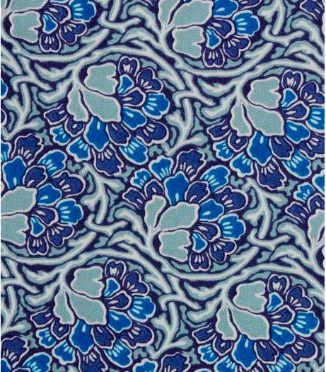 LIBERTY FABRICS Dianthus Dreams Lasenby Cotton